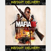 Mafia III Definitive Edition | Steam CD Key | Worldwide |  Instant Delivery