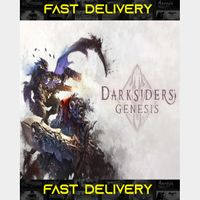 Darksiders Genesis | Fast Delivery ⌛| Steam CD Key | Worldwide |
