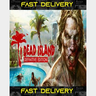 Dead Island Definitive Edition | Fast Delivery ⌛| Steam CD Key | Worldwide |