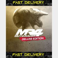 Moto Racer 4 - Deluxe | Fast Delivery ⌛| Steam CD Key | Worldwide |