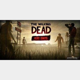 The Walking Dead 400 Days | Fast Delivery ⌛| Origin CD Key | Worldwide |