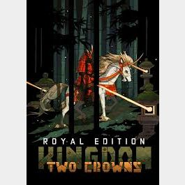 Kingdom Two Crowns - Royal Edition Steam| Fast Delivery ⌛| Steam CD Key | Worldwide |