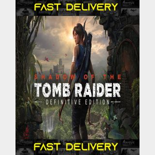 Shadow of the Tomb Raider - Definitive Edition | Fast Delivery ⌛| Steam CD Key | Worldwide |