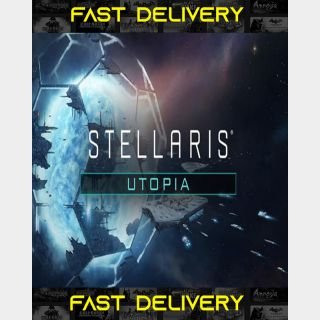 Stellaris Utopia   Fast Delivery ⌛  Steam CD Key   Worldwide  