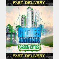 Cities Skylines Green Cities   Fast Delivery ⌛  Steam CD Key   Worldwide  