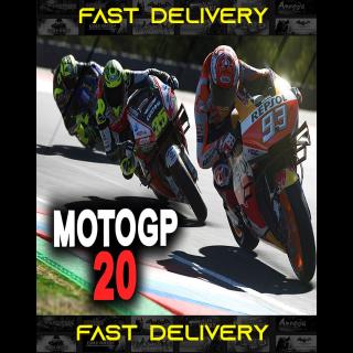 Motogp 20 | Fast Delivery ⌛| Steam CD Key | Worldwide |
