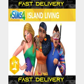 The Sims 4 Island Living | Fast Delivery ⌛| Origin CD Key | Worldwide |