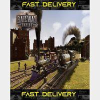 Railway Empire | Fast Delivery ⌛| Steam CD Key | Worldwide |