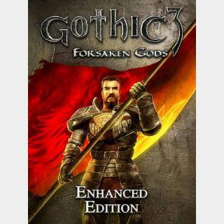 Gothic 3 Forsaken Gods Enhanced Edition | Fast Delivery ⌛| Origin CD Key | Worldwide |