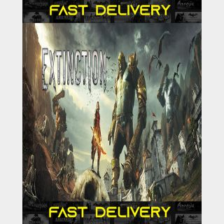 Extinction   Fast Delivery ⌛  Steam CD Key   Worldwide  