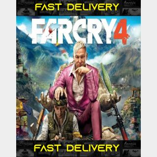 Far Cry 4 | Fast Delivery ⌛| Uplay CD Key | Worldwide |