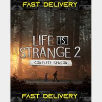 Life Is Strange 2 Complete Season| Fast Delivery ⌛| Steam CD Key | Worldwide |