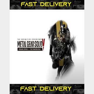 Metal Gear Solid V The Definitive Experience | Fast Delivery ⌛| Steam CD Key | Worldwide |