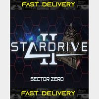 Stardrive 2| Fast Delivery ⌛| Steam CD Key | Worldwide |