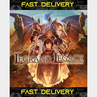 LEGRAND LEGACY Tale of the Fatebounds | Fast Delivery ⌛| Steam CD Key | Worldwide |