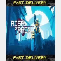 Risk of Rain 2 | Fast Delivery ⌛| Steam CD Key | Worldwide |