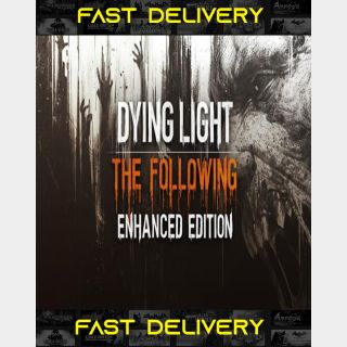 Dying Light - The Following Enhanced Edition | Fast Delivery ⌛| Steam CD Key | Worldwide |
