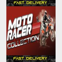 Moto Racer - Collection | Fast Delivery ⌛| Steam CD Key | Worldwide |