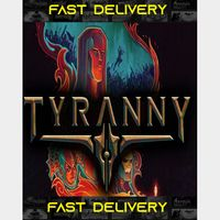 Tyranny| Fast Delivery ⌛| Steam CD Key | Worldwide |