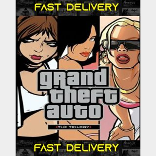 Grand Theft Auto - Trilogy | Fast Delivery ⌛| Steam CD Key | Worldwide |