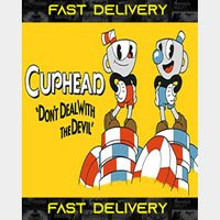 Cuphead | Fast Delivery ⌛| Steam CD Key | Worldwide |