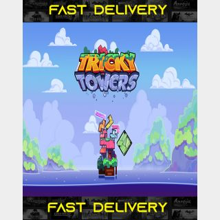 Tricky Towers | Fast Delivery ⌛| Steam CD Key | Worldwide |