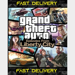 Grand Theft Auto Episodes from Liberty City | Fast Delivery ⌛| Steam CD Key | Worldwide |