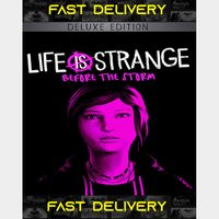 Life is Strange Before the Storm Deluxe Edition| Fast Delivery ⌛| Steam CD Key | Worldwide |