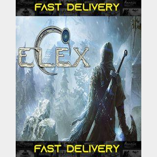 Elex | Fast Delivery ⌛| Steam CD Key | Worldwide |