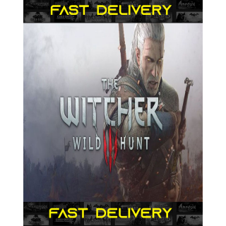 The Witcher 3 Wild Hunt   Fast Delivery ⌛  Steam CD Key   Worldwide  