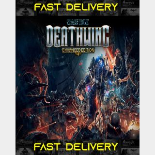Space Hulk Deathwing Enhanced Edition| Fast Delivery ⌛| Steam CD Key | Worldwide |