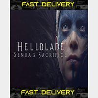 Hellblade Senua's Sacrifice  Fast Delivery ⌛  Steam CD Key   Worldwide  