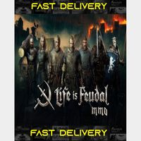 Life is Feudal Your Own  Fast Delivery ⌛  Steam CD Key   Worldwide  