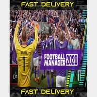 Football Manager 2020 | Fast Delivery ⌛| Steam CD Key | Worldwide |