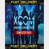 Xcom Enemy Unknown Complete Edition  Fast Delivery ⌛  Steam CD Key   Worldwide  