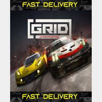 Grid 2019 Ultimate Edition   Fast Delivery ⌛  Steam CD Key   Worldwide  