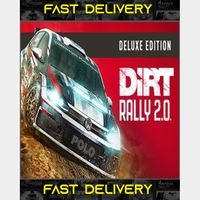 Dirt Rally 2.0 Deluxe Edition | Fast Delivery ⌛| Steam CD Key | Worldwide |