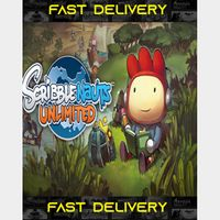 Scribblenauts Unlimited | Fast Delivery ⌛| Steam CD Key | Worldwide |