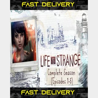 Life Is Strange Complete Season | Fast Delivery ⌛| Steam CD Key | Worldwide |