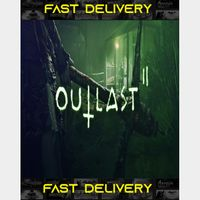 Outlast 2 | Fast Delivery ⌛| Steam CD Key | Worldwide |