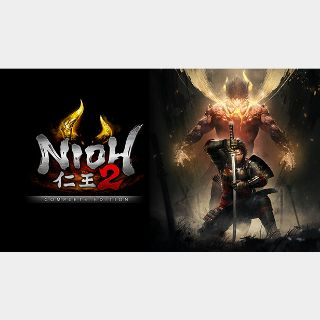 Nioh 2 Complete Edition | Fast Delivery ⌛| Steam CD Key | Worldwide |