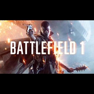 Battlefield 1 | Origin CD Key | Worldwide | Instant Delivery