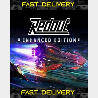 Redout  Enhanced Edition| Fast Delivery ⌛| Steam CD Key | Worldwide |