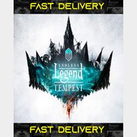 Endless Legend Tempest | Fast Delivery ⌛| Steam CD Key | Worldwide |