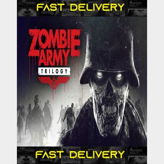Zombie Army Trilogy   Fast Delivery ⌛  Steam CD Key   Worldwide  