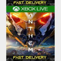 Anthem Xbox live   Fast Delivery ⌛  Xbox One - Xbox Live CD Key   Worldwide  
