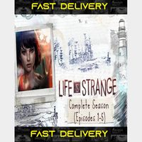 Life Is Strange Complete Season| Fast Delivery ⌛| Steam CD Key | Worldwide |