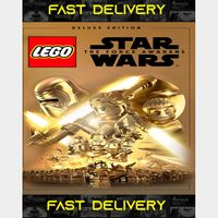 Lego Star Wars The Force Awakens Deluxe Edition| Fast Delivery ⌛| Steam CD Key | Worldwide |
