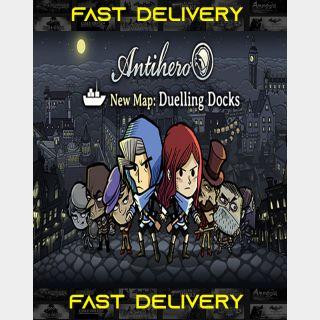 Antihero   Fast Delivery ⌛  Steam CD Key   Worldwide  