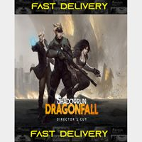 Shadowrun Dragonfall - Director's Cut | Fast Delivery ⌛| Steam CD Key | Worldwide |
